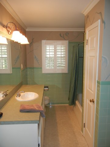 Bathroom Remodel Winston Salem bathroom remodel (before & after) | century homes and renovations inc.