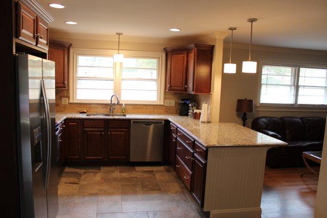 Winston salem remodeling finished basements basement for Interior home renovations inc