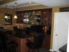 Finished Basement Bar