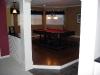 Basement Hardwood Gameroom